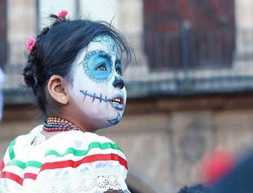 La fête des morts à Playa Del Carmen – Mexique